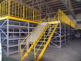 Sistema Multi-Tier ad alta densità della scaffalatura della pavimentazione del mezzanine