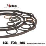 Custom estándar arandelas planas de la junta tórica de la junta tórica proveedores con resistencia a altas temperaturas para la máquina