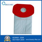 Красный мешок фильтра HEPA втулки для пылесоса
