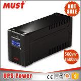 Línea superventas UPS interactiva 650va 1000va 1200va de la UPS del ordenador con la batería de reserva