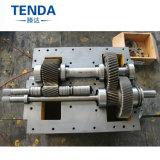 [تش-75] مزدوجة [سكرو إكسترودر] آلة لأنّ ينتج [بّ/ب/بك/بت] كريّة طينيّة