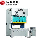 Máquina de perfuração aluída da máquina Jh25 250ton da imprensa do C única