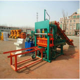 machine à fabriquer des briques entièrement automatique de la marque Shengya Qt5-20
