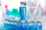 Tocadiscos automático de la botella de cosmética farmacéutica química Máquina Tapadora de llenado de líquido