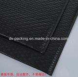 Sac d'enveloppe de bulle de membrane de PE de noir de sac de mousse de sac de la distribution