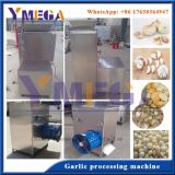 Popular da China no mercado de ar automático de alho Máquina Dehulling Operacional