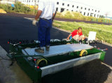 2mの運動走路のための舗装の幅のゴム製ペーバー機械