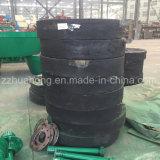 Molino mojado de la cacerola de China 1200 al por mayor grandes para el oro, surtidor de pulido del precio del molino de la cacerola mojada