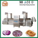 Friggitrice dell'anello di cipolla e macchina di frittura