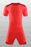 Calcio degli uomini Short-Sleeved del vestito di gioco del calcio della Jersey dell'edizione del giocatore delle uniformi di addestramento della concorrenza della squadra delle uniformi di calcio di Cusyom
