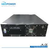 Zahnstange eingehangene 6kVA Stromversorgung Online-UPS