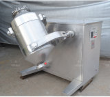 mezcladora tridimensional 100L para el polvo/el gránulo secos