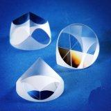 Wijst het Optische Prisma van het Kristal van het Kwarts van de douane met op Deklaag