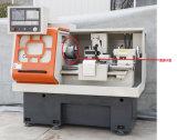 Cak 6136c CNC 선반 센터 Horziontal 금속 선반