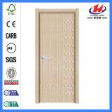 Les portes de douche coulissantes en plastique PVC portes-persiennes en plastique