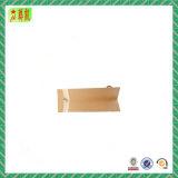 Foldable recicl projetam o saco de compra do papel de embalagem Com punhos