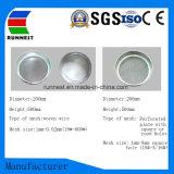 Linéaire standard chargeur vibratoire des tests de laboratoire pour les fines de la grille La grille à grain