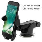Prise universelle de stand de berceau de support d'évent de pare-brise/de véhicule pour le téléphone cellulaire GPS