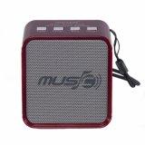 Altavoz audio de Bluetooth del deporte sin hilos portable al aire libre con la radio de FM
