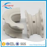Super monturas de cerámica de alta resistencia a ácido empaque aleatorio de cerámica de 50mm
