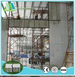 Het groene Low-Carbon EPS Comité van de Muur van de Sandwich van het Cement van de Vezel