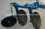 Aratro a disco del trattore condotto a piedi dell'acme con il disco 3