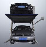 二重2コラムのレベル車の駐車上昇