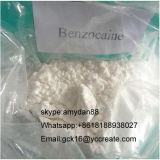 Benzocaine cru da natureza da pureza elevada de 99% para o assassino de dor 94-09-7