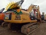 Escavatore originale utilizzato del cingolo del trattore a cingoli 326D del Giappone da vendere
