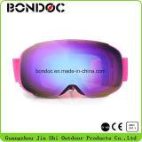 La vente de lunettes de ski chaud TPU Lunettes de ski de châssis