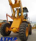3.5 톤 바퀴 로더 판매를 위한 소형 프런트 엔드 로더