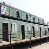 바퀴 모듈방식의 조립 주택 콘테이너 집 또는 작은 집에 ISO 조립식 집