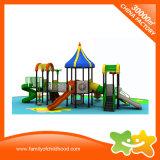 幼年期のために屋外幼稚園の屋外のプラスチック運動場