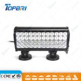 Fila Cuádruple de alta potencia 144 W de la barra de luces diurnas LED