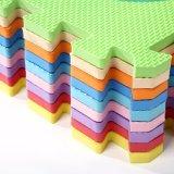 Blockierenqualität EVA-Puzzlespiel-Matten-Spiel-Matten-Ausbildung