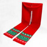 De 2018 Bufanda Obsequios de Navidad roja necesario bufanda 180*30cm.
