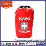 Campamento impermeable de cuero rojo Kits de emergencia