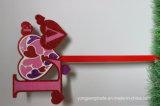 День Святого Валентина используется во дворе карту