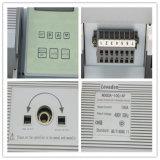 Q3 tipo interruttore automatico di trasferimento di potere doppio intelligente bianco di colore/interruttore di cambiamento con CA 220V 50/60Hz di tensione del ATS