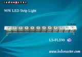 L'indicatore luminoso di inondazione del LED mette a nudo 100watt 150lm/W IP66 economizzatore d'energia