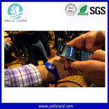 RFID pulsera de silicona resistente al agua