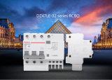 Остаточный в настоящее время автомат защити цепи с предохранением от 30mA Dz47le-32 перегрузок по току (3p+N)