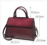 広州の工場PU革デザイナーハンドバッグの女性方法ハンドバッグ