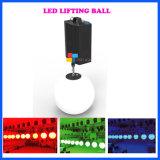 Etapa de levantamiento de bola de LED DMX cinético de la luz de concierto