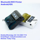 Mobiler Drucker WiFi Bluetooth 4.0 Thermalempfangs-Drucker