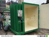 Азии свежие овощи вакуумный охладитель/овощные вакуумной системы охлаждения машины