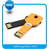 Movimentação chave 16GB do flash do USB da forma RC-U008
