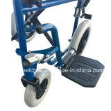 Muti-Fonctionnel, en acier, manuel, handicapé, fauteuil roulant d'économie