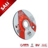 Meer Prijs 115mm van de Fabriek van de Efficiency de Malende Schijf van het Metaal van het Roestvrij staal
