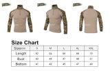 13のカラー軍事訓練のワイシャツの上をハンチングを起している戦術的な攻撃OEM